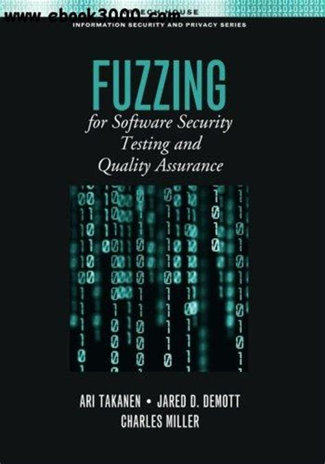 fuzzing for software security testing and quality