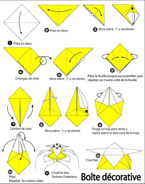 origami club box origami box4