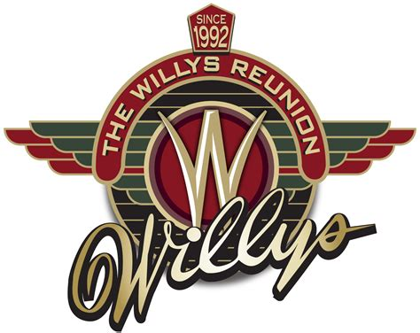willys overland logo links willysreunion com