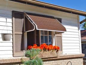 Home aluminum awnings 3500 series window awning