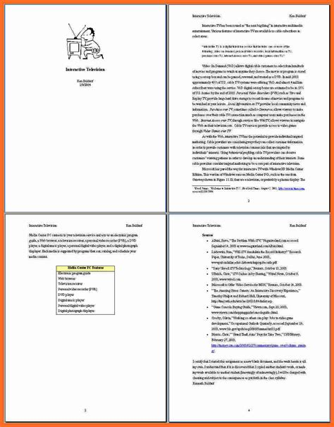 apa style essay sle paper apa style paper exle soap format