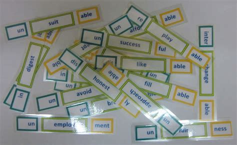 printable suffix games nyla s crafty teaching prefix root word suffix