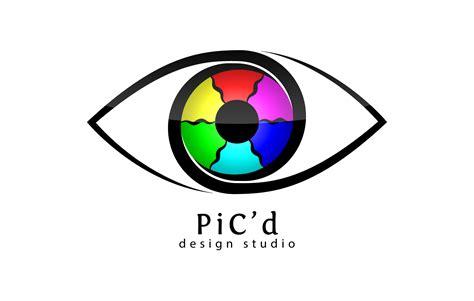 design pic pic d design studio logo by h4all on deviantart