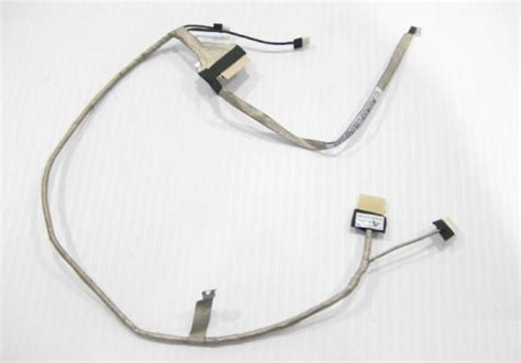 Kabel Lcd Lvds Cable Laptop Toshiba A660a665 toshiba satellite a660 a660 01s a665 dc020012q10 lcd cable laptop lcd led lvds cable ccfl