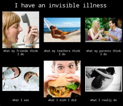 Invisible Illness Meme - 17 best images about endometriosis on pinterest