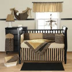 animal print crib bedding go in your nursery