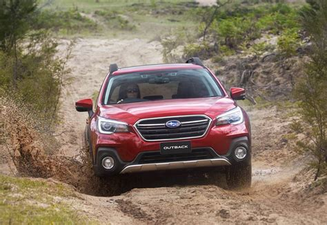 subaru outback road 2018 subaru outback update now on sale in australia