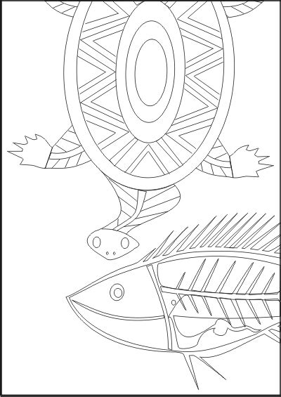 aboriginal dreamtime print out colouring pages yahoo