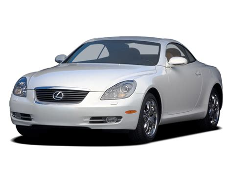 lexus convertible 2008 2007 lexus sc430 reviews and rating motor trend
