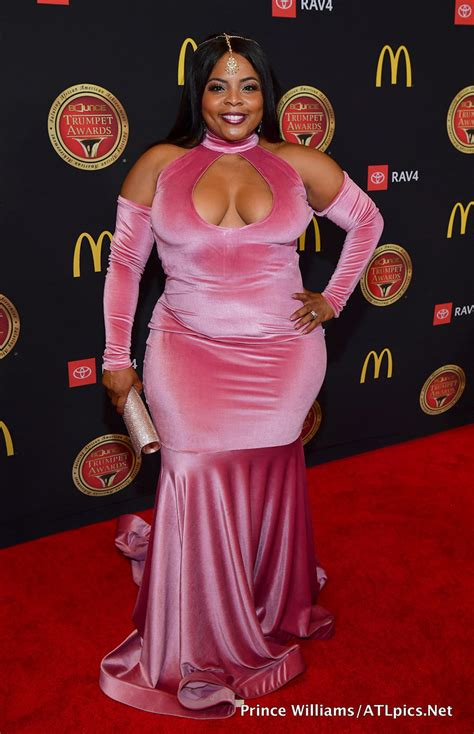 brely evans attends   bounce trumpet awards held