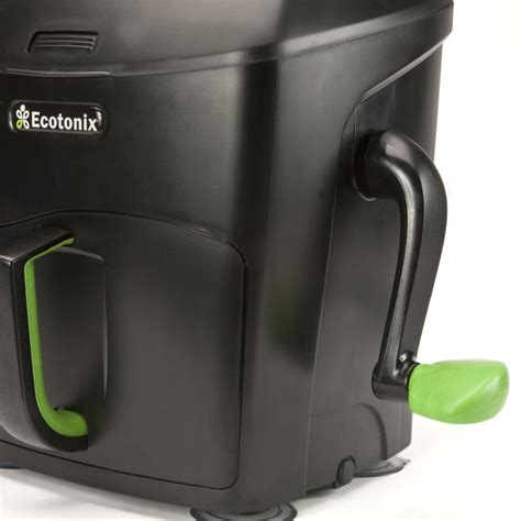 green cycler food scrap shredder pre composter gardener