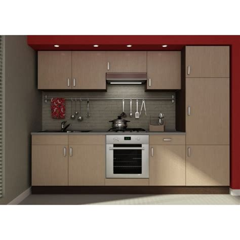 cucina wenge cucina blocco componibile weng 232 e acero sbiancato