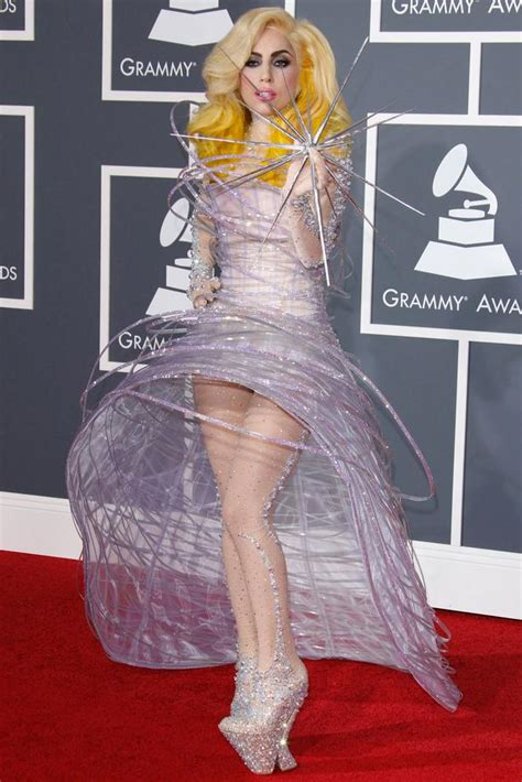 Subdued Styles Dominate Grammy Fashion by Gaga S Best Looks Viva
