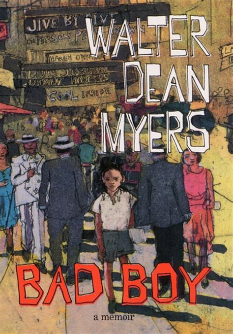 the badboy cookbook badboy food books bad boy by walter dean myers harpercollins children s books