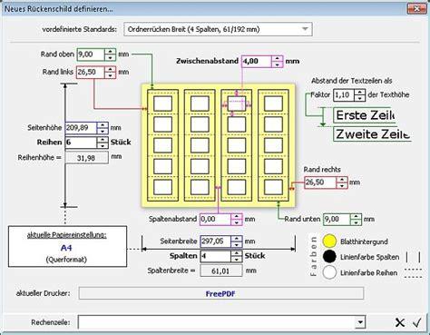 Etiketten Drucken Word 2013 Excel by Ordnerr 252 Cken Drucken Vorlagen F 252 R Word Und Co Giga