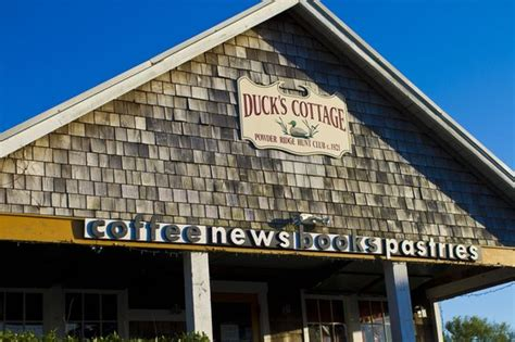Cottage Duck Nc by Quaint Coffee Shop In Duck Nc Picture Of Ducks Cottage