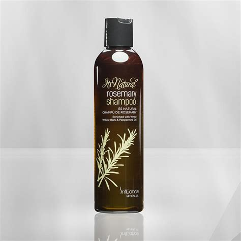 influance hair products it s natural rosemary shoo 8oz influance hair care