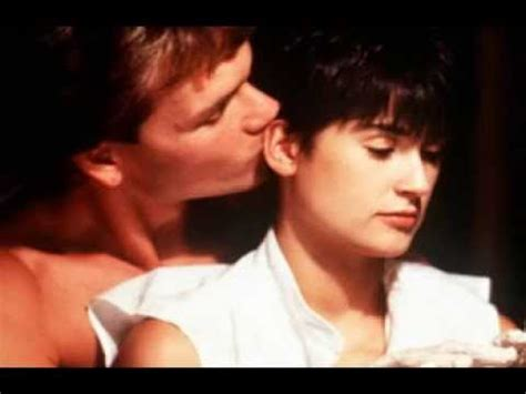 ghost film song youtube musique film ghost 1990 patrick swayze demi moore