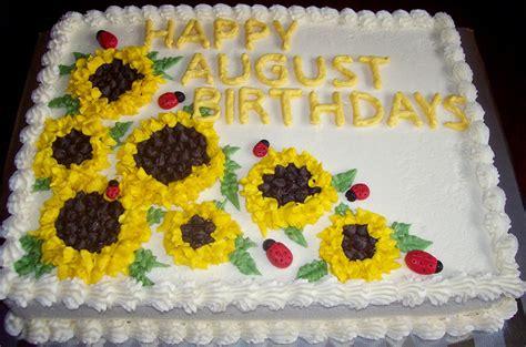 happy august birthdays tgif wee s blog