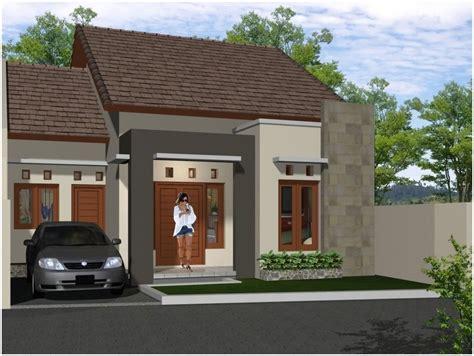desain depan rumah minimalis dengan batu alam 65 model desain rumah minimalis 1 lantai idaman dekor rumah