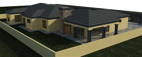 House plan MLB 055S   My Building Plans