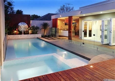 Best 12 Modern Pool Designs by Serenity Pools Stylish Eve