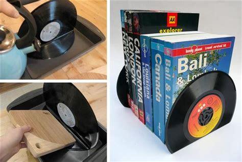 como decorar o quarto disco de vinil ideias de reciclagem de discos de vinil