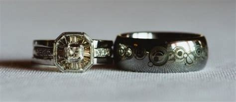 doctor who wedding rings wedding rings