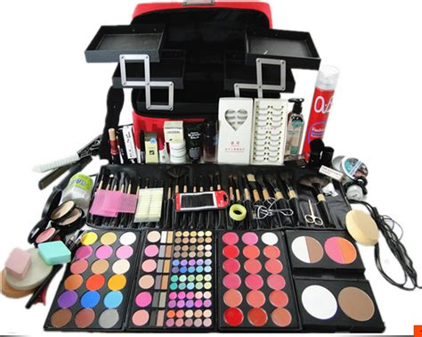 Makeup Inez 1 Set make up set combination make up box makeup palette