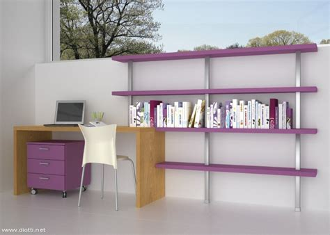 librerie colorate top cucina ceramica mensole e librerie colorate