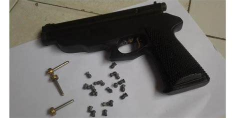 Ramset Surabaya siswa smk jual senjata api rakitannya seharga rp 1 juta kompas