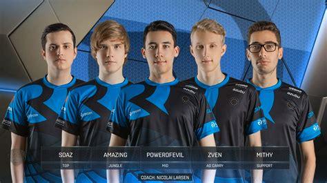Jersey Team Origen League Of Legends 2016 Finals Preview Ginx