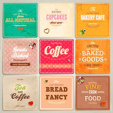 design label food food label design free vector download 13 001 free vector