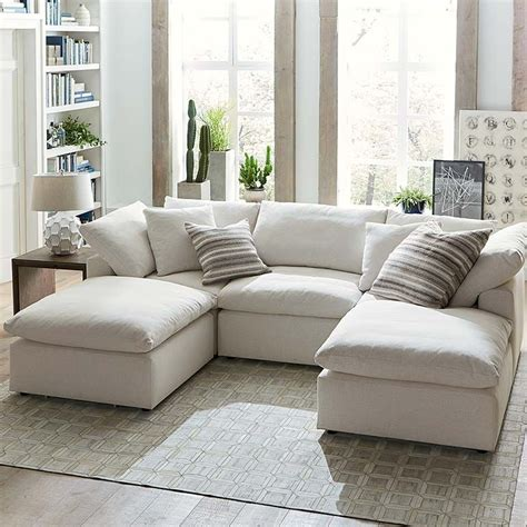 Small Living Room With Sectional - the chaises on this envelop sectional means