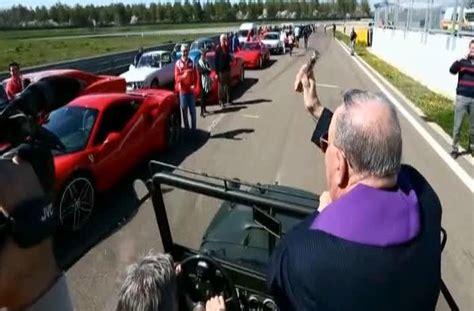 mantovani auto benedizione di moto e auto in pista a modena heavy rider