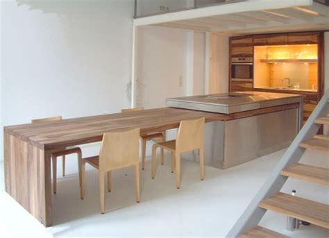 Esstisch Kleine Küche by K 252 Che Tisch Offene