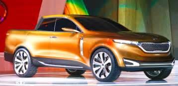2018 kia pickup sibling hyundai santa cruz   2017 2018 genesis cars