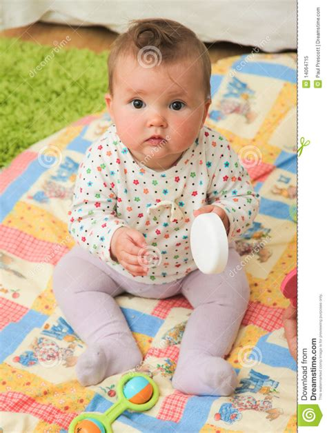 Baby Floor by Baby On Floor Royalty Free Stock Photo Image 14064715