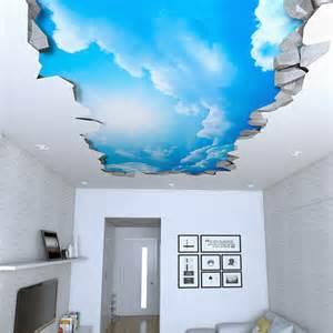 Wall E Stickers wandtattoo himmel 3d decken aufkleber decken dekor