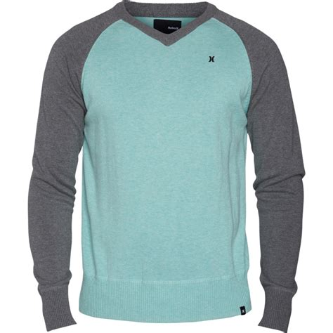 Sweater Hurley Hurley Only V Neck Sweater S Backcountry