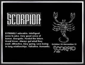 scorpio astrology photo 20153842 fanpop