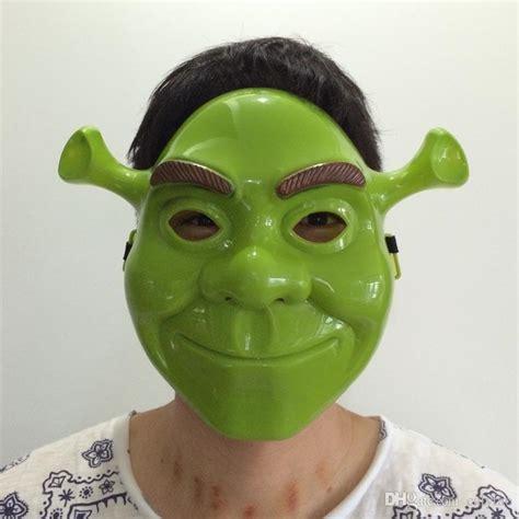 Masker Kawaii shrek mask masks mask masquerade costume