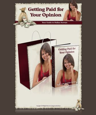 Paid For Your Opinion - getting paid for your opinion with plr mrr download