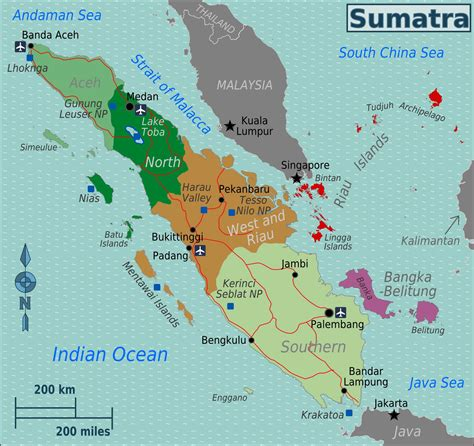on map large sumatra maps for free and print high