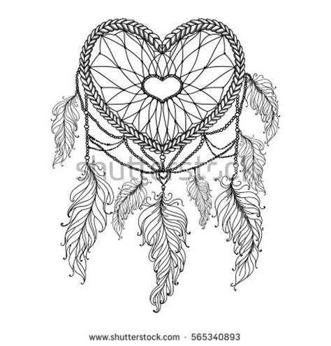 american inspired coloring book dreamcatcher 50 tribal mandalas patterns detailed designs books catcher stock images royalty free images vectors