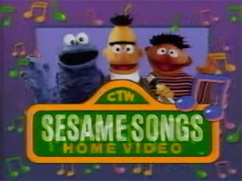 sesame songs hits 1990 v