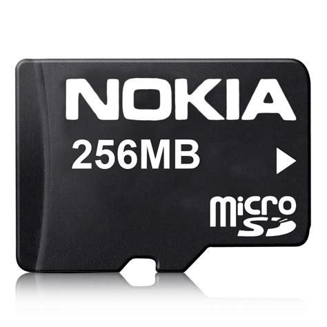 Micro Sd Nokia nokia 256mb microsd memory card ebay