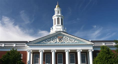 Hbs Mba Starting Salary by Harvard Business School Graduates The Third Highest