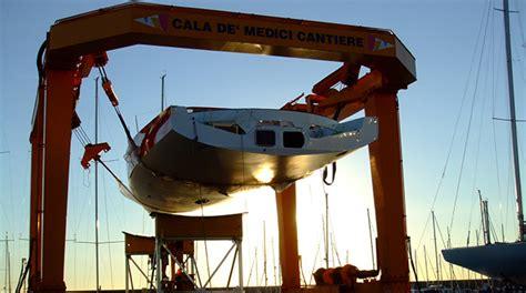 lade da cantiere cantiere nautico a rosignano rimessaggio barche