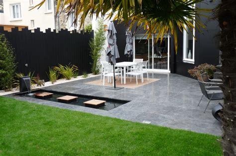 Jardin Paysager Contemporain Design by Design Jardins Paysagiste Concepteur Terrasse Et Jardin